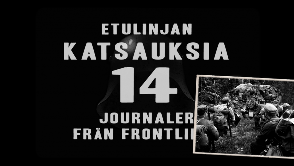 Etulinja Report 14