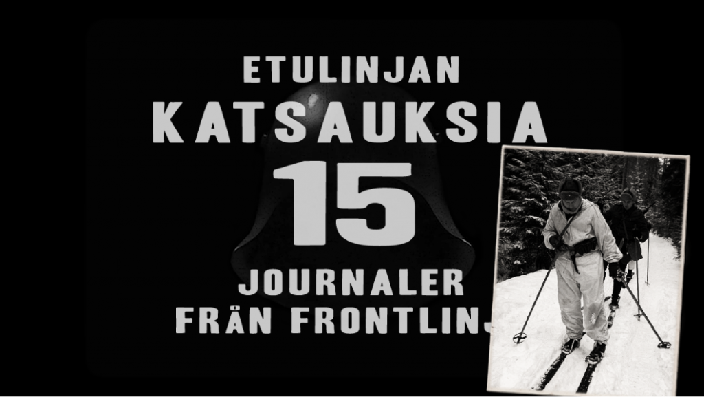 Etulinja Report 15