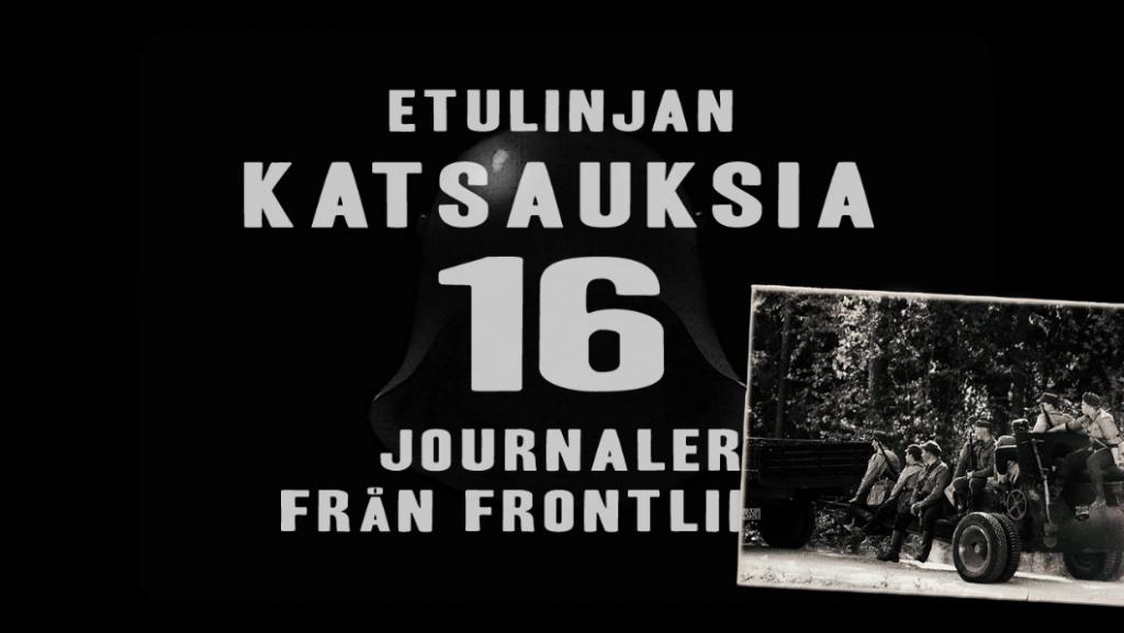 Etulinja Report 16