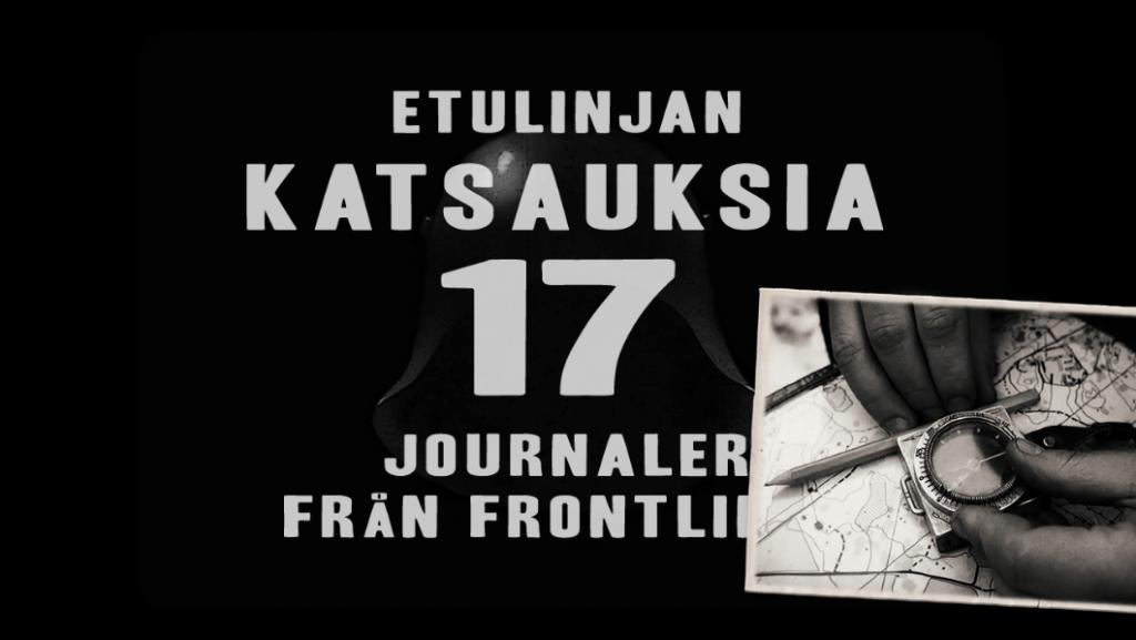 Etulinja Report 17