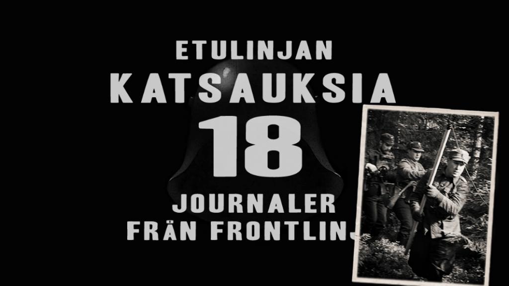 Etulinja Report 18