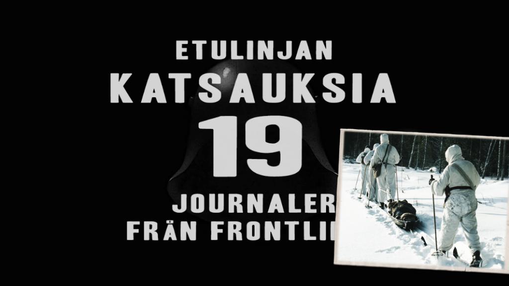 Etulinja Report 19